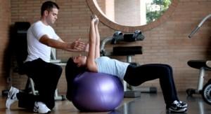 Allenamento con Personal Trainer - Davide Cacciola