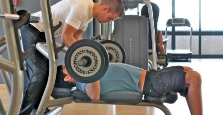Allenamento per aumentare massa muscolare