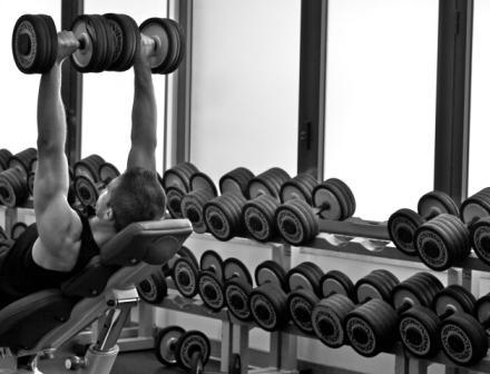 Esercizi per aumentare massa muscolare