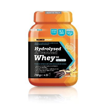 HYDROLYSED ADVANCED WHEY - Named