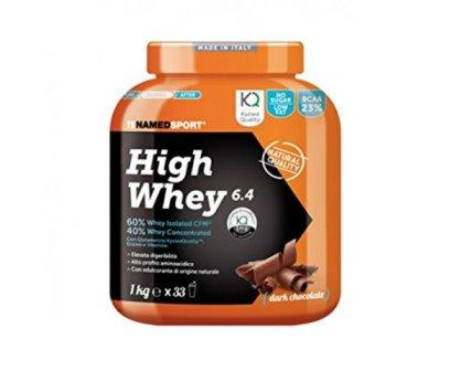 High Whey 6.4 - Named - Proteine del siero del latte isolate e concentrate