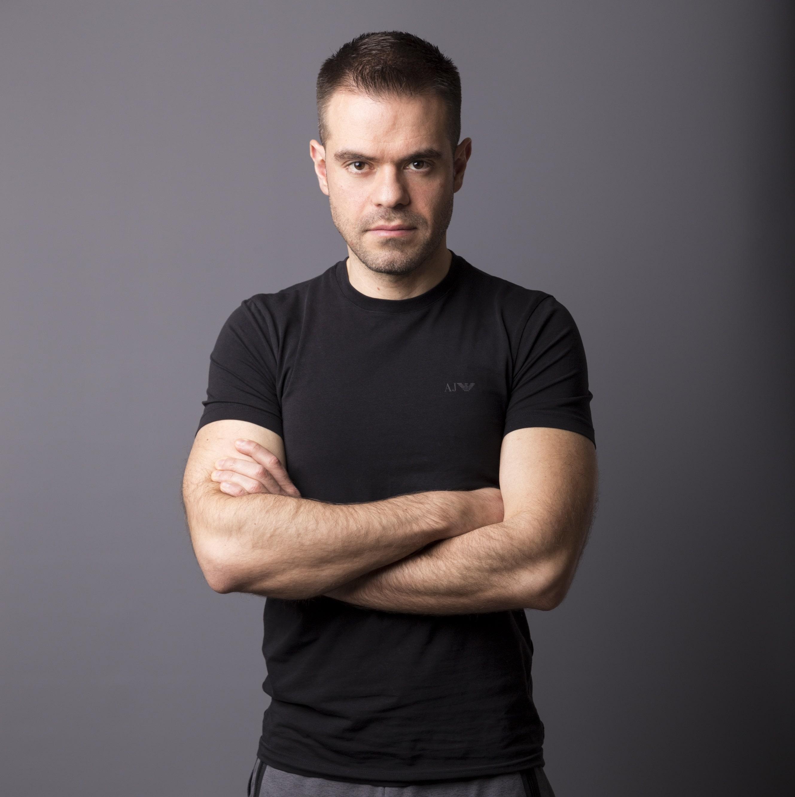 Davide Cacciola - Personal Trainer Roma
