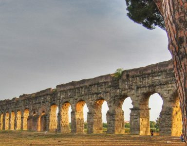 Fitness all'aperto a Roma
